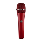Telefunken M80 Dynamic Hand Held Microphone (Red)