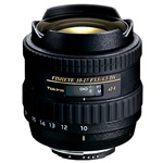 Tokina 10-17mm f/3.5-4.5 AT-X DX AF Fisheye Super Wide-Angle Lens for Nikon Digital SLR