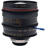 Tokina Cinema AT-X 16-28mm T3 (f/2.8) Lens for Canon EF Mount (TC-168C)