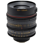 Tokina Cinema AT-X 50-135mm T3 (f/2.8) Telephoto Zoom Lens for Canon (TC-535C)