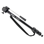 Velbon UP-400DX 4 Section Aluminum Monopod with 2-Way Pan Head & Quick-Release