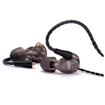 Westone UM Pro 30 High Performance Triple Driver Noise-Isolating In-Ear Monitors (Smoke)