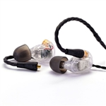 Westone UM Pro 50 High Performance Five Drivers w/ 3-way Crossove In-Ear Monitors (Clear)
