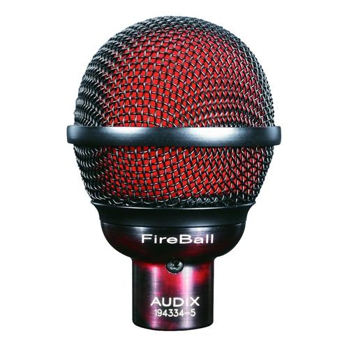 Audix FireBall Harmonica Dynamic Instrument Microphone