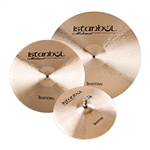 Istanbul Mehmet TR-SET HHM14 / CM16 / RM20 / Cymbal BAG Traditional China Series Cymbals Set