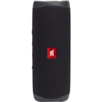 JBL Flip 5 Waterproof Portable Bluetooth Speaker (Black)