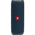 JBL Flip 5 Waterproof Portable Bluetooth Speaker (Ocean Blue)
