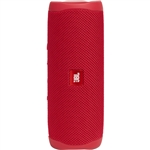 JBL Flip 5 Waterproof Portable Bluetooth Speaker (Fiesta Red)