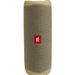 JBL Flip 5 Waterproof Portable Bluetooth Speaker (Desert Sand)
