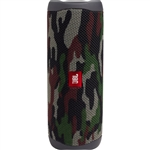JBL Flip 5 Waterproof Portable Bluetooth Speaker (Squad)