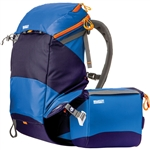 MindShift Gear Rotation 180 Panorama Pro Backpack Waistpack Combo (Tahoe Blue)
