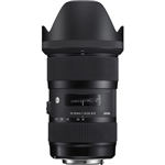 Sigma 18-35mm F/1.8 Art DC HSM Lens for Nikon F