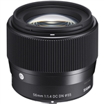 Sigma 56mm f/1.4 DC DN Contemporary for Sony E Mount