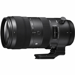 Sigma 70-200mm f/2.8 DG OS HSM Sports Lens for Nikon F