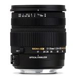 Sigma 17-70mm f/2.8-4 DC Macro OS HSM Lens for Pentax